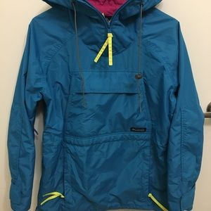 Women's Waterproof Columbia All Weather Shell